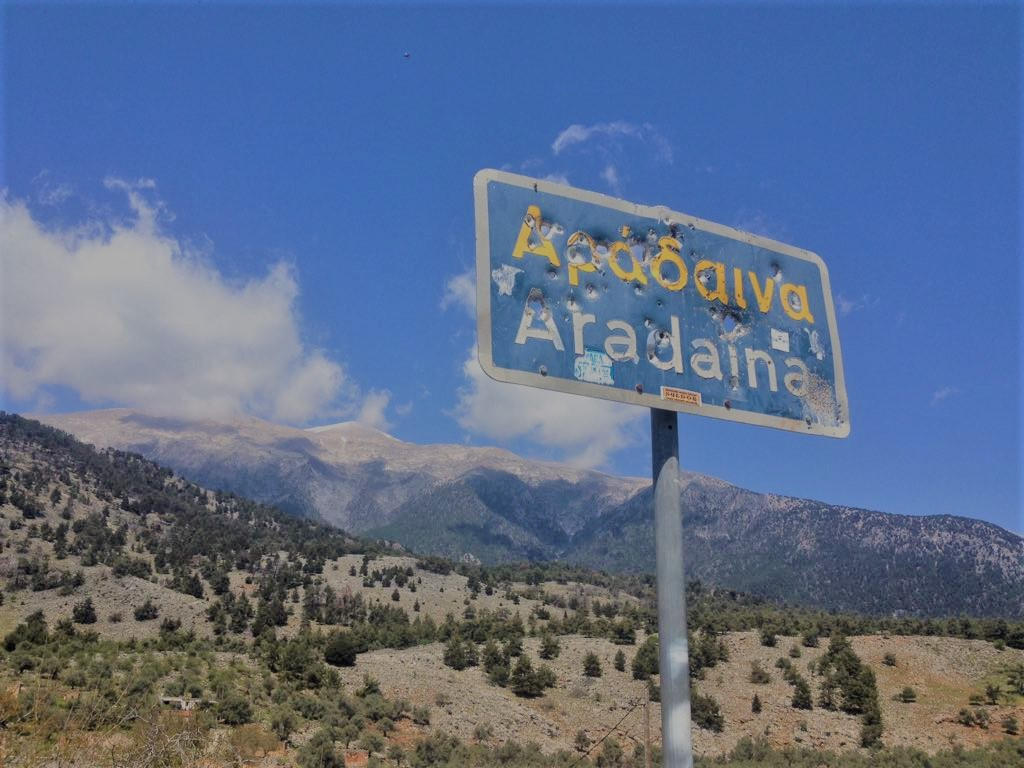 Aradaina