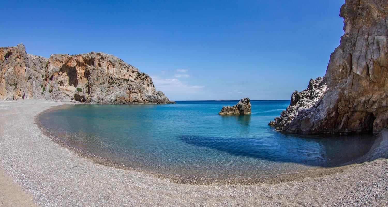playa de Agiofarago