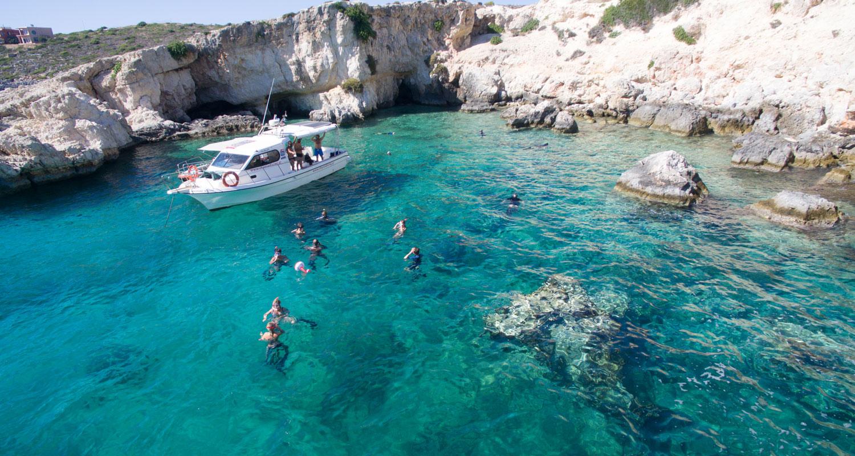 snorkeling en Creta
