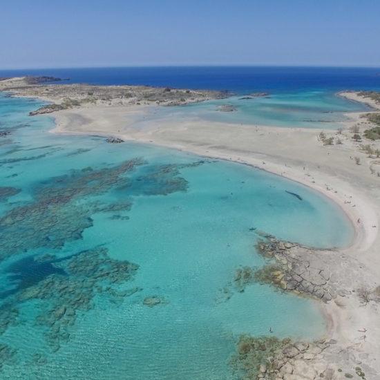 playa de elafonisi